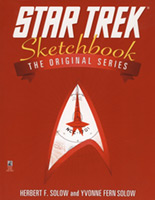The Star Trek Sketchbook: The Original Series